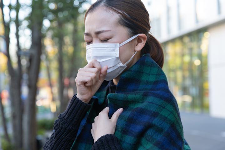 呼吸器の病